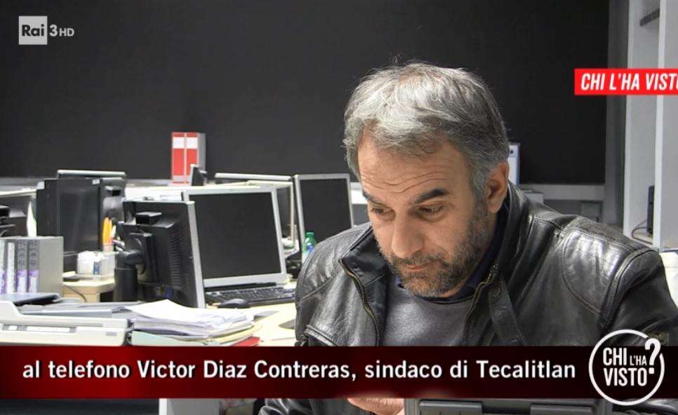 Chi l'ha Visto? Replica 21 febbraio: novità sui tre italiani in Messico. Il caso dei tre italiani in Messico al centro della puntata di ieri sera