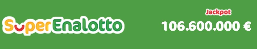 Superenalotto | Estrazione di martedì 27 febbraio 2018: i numeri vincenti. Montepremi del Superenalotto di questa sera è di 105,5 milioni di euro.