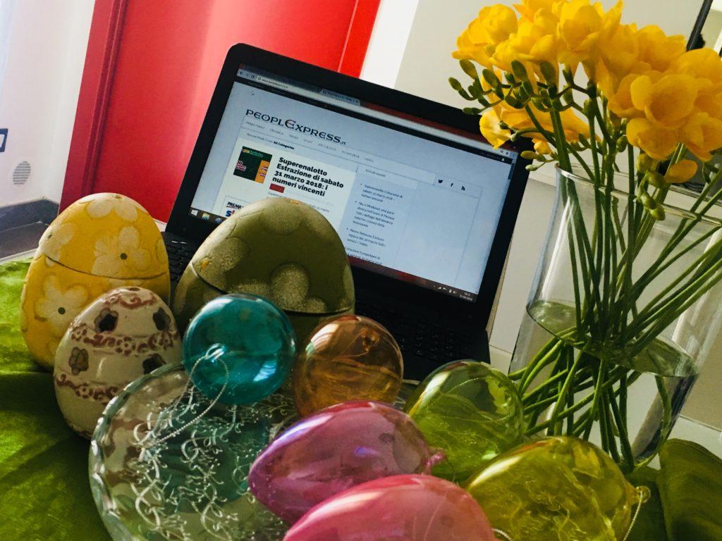 La redazione di Peoplexpress.it auguri a tutti una buona e serena Pasqua