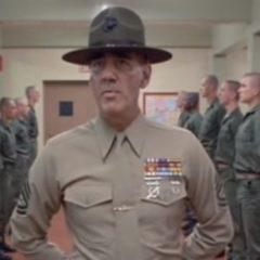 Sergente Hartman: è morto Ronald Lee Ermey il maggiore di Full Metal Jacket