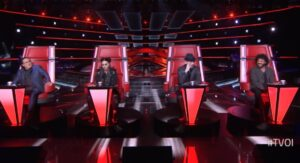 """The Voice Of Italy, Blind Audition 3.Terza Blind Audition di The Voice Of Italy di giovedì 5 aprile 2018. Rivedi il penultimo appuntamento con le """"audizioni al buio"""" prima dei """"Knock Out"""". Al Bano fa un dispetto a Francesco Renga che lo aveva deriso"""