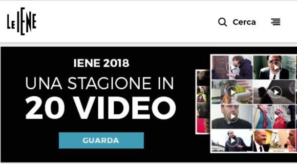 Le Iene Show Ultima Puntata: Replica del 24 maggio 2018 e di tutti i servizi mandati in onda nell'ultima puntata della stagione.Ultimo appuntamento stagionale con la trasmissione di Italia 1, Le Iene, condotta da Ilary Blasi e Teo Mammucari.