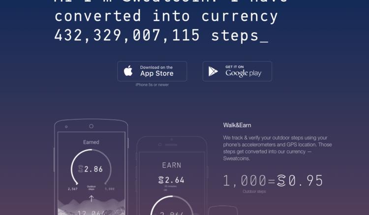 Sweatcoin l 39 app che ti paga se cammini for App che ti paga per camminare