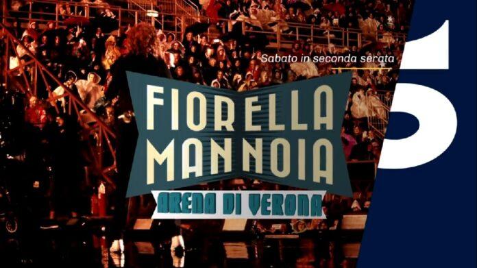Fiorella Mannoia concerto arena verona