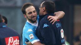 Calciomercato Gonzalo Higuain addio Milan vicinissimo al Chelsea di Sarri