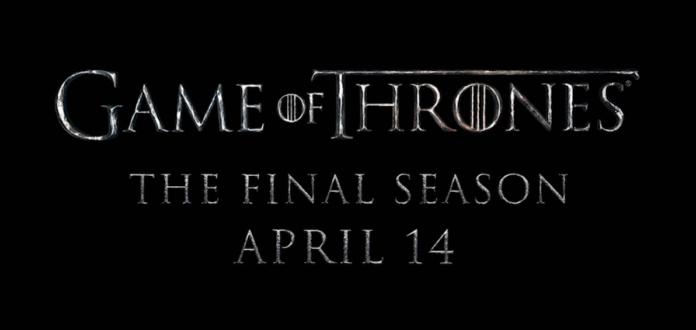 Ultima stagione de Il Trono di Spade 8 dal 15 aprile 2019
