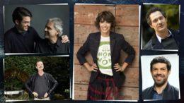 Sanremo 2019, Bocelli, Giorgia, Pierfrancesco Favino, Claudio Santamaria e Rocco Papaleo ospiti della Prima serata
