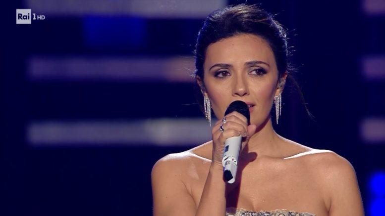 Emozionante Serena Rossi che ha interpretato Mia Martini nella terza serata del Festival di Sanremo 2019