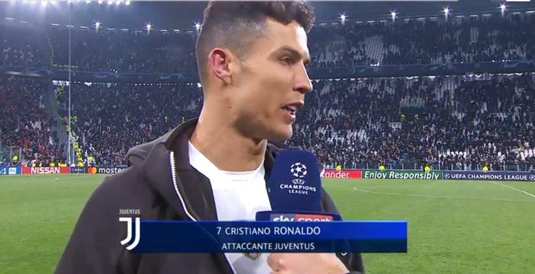 Cristiano Ronaldo trascina la Juve ai quarti di finale contro l'Atletico Madrid. Una tripletta per continuare il sogno Champions