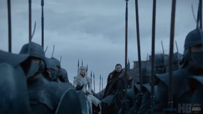 Il Trono di spade 8: il trailer ufficiale è da brividi! Lanciato da HBO il video di presentazione della Final Season di Game of Thrones 8
