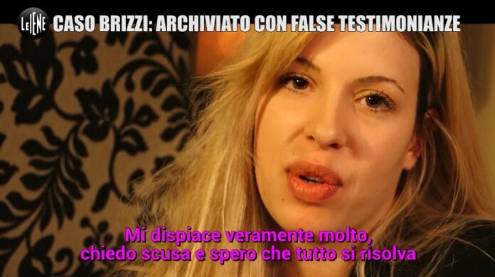 Le Iene, Caso Brizzi: la ragazza spagnola Tania