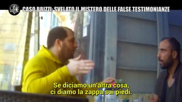 Caso Brizzi, Le Iene: svelato il mistero della falsa testimonianza! Roberta Rei riesce ad incontrare il presunto