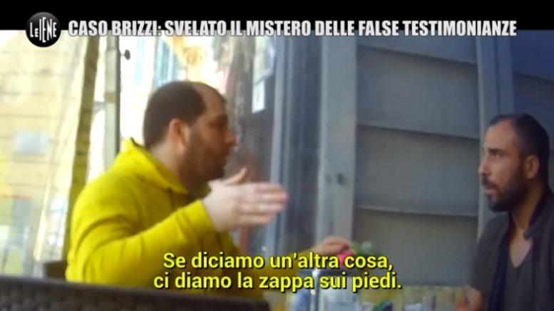 """Caso Brizzi, Le Iene: svelato il mistero della falsa testimonianza! Roberta Rei riesce ad incontrare il presunto """"architetto"""" della storia"""