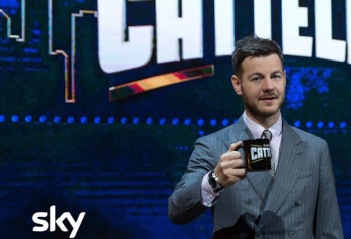 E poi c'è Cattelan 2019: prima puntata andata in onda ieri sera. Ospiti del primo appuntamento sono stati Marco Megoni e Jimmy Fallon