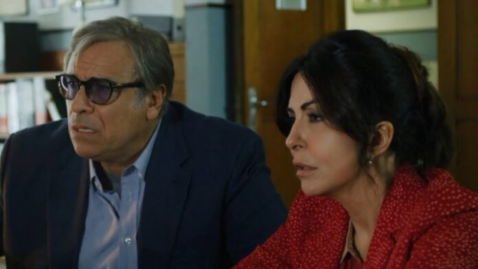 L'amore strappato è una nuova fiction che va in onda su Canale 5. Ieri sera, domenica 31 marzo 2019 è stata trasmessa la prima puntata.