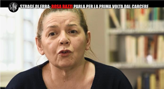 Strage di Erba, Rosa Bazzi per la prima volta parla in televisione e dopo il marito Olindo Romano. Intervista in esclusiva a Le Iene