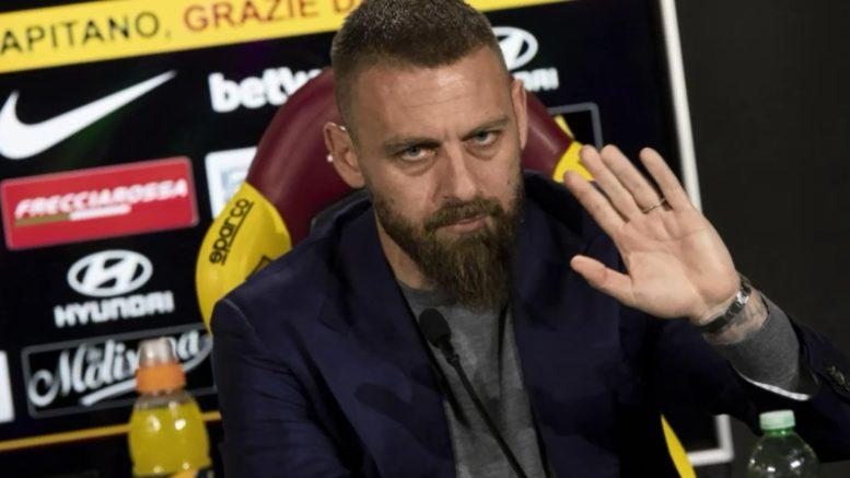 De Rossi: Roma Audio choc del capitano sulla controproposta della società