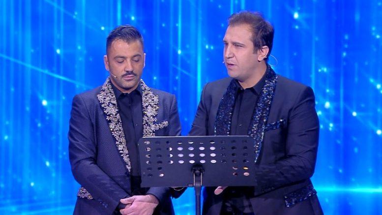 Pio e Amedeo show alla finale di Amici 2019 da Maria De Filippi