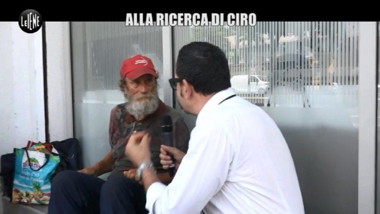 Clochard napoletano intrappolato ai Caraibi, servizio di Luigi Pelazza a Le Iene Show 8 ottobre