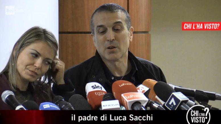 Luca Sacchi: testimonianza choc a Chi l'ha visto? Rivedi il caso trattato nella puntata di ieri sera, mercoledì 30 ottobre 2019