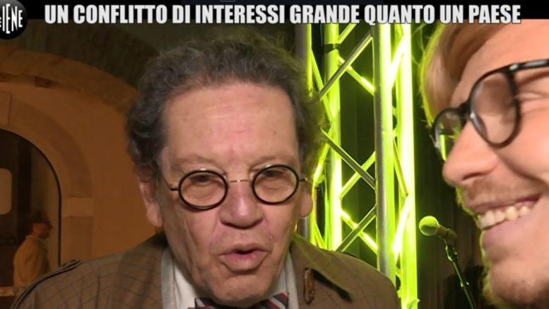 Philippe Daverio ai microfoni di Ismaele La Vardera ha insultato la Sicilia ed i siciliani! Nel corso della puntata de Le Iene di domenica 27 ottobre 2019