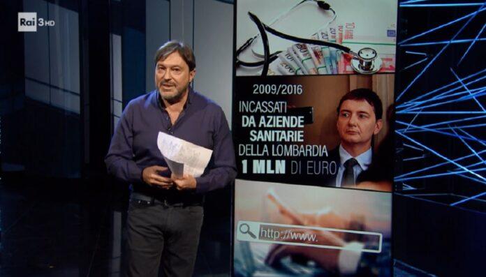 Report 28 ottobre: nuovo appuntamento con le inchieste della nota trasmissione di Rai 3 andata in onda ieri sera condotta da Sigfrido Ranucci