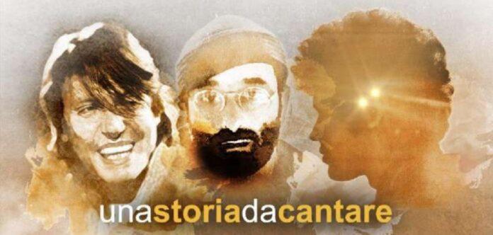 La prima puntata di Una storia da cantare si è aperta con l'omaggio a Fabrizio De André