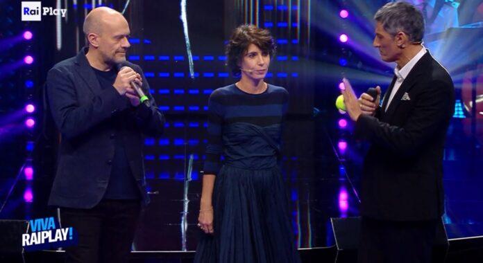 Viva Raiplay 14 Ep. Fiorello show con Max Pezzali, Fognini, Montanari e Giorgia