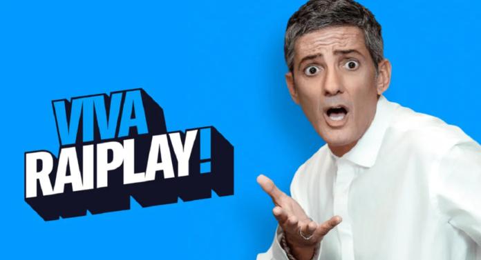 Puntata 9 di Viva Raiplay di mercoledì 20 novembre 2019 in diretta streaming con Rosario Fiorello