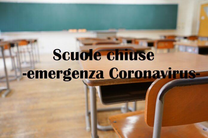 in molte regioni per l'emergenza coronavirus molte rimarranno chiuse fino alla prossima settimana