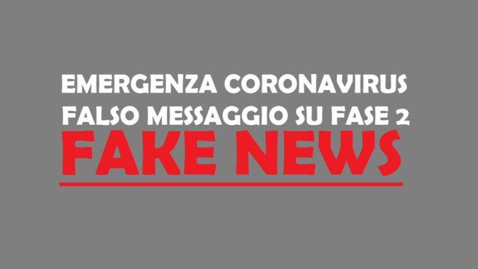 fake news su emergenza coronavirus regione lombardia