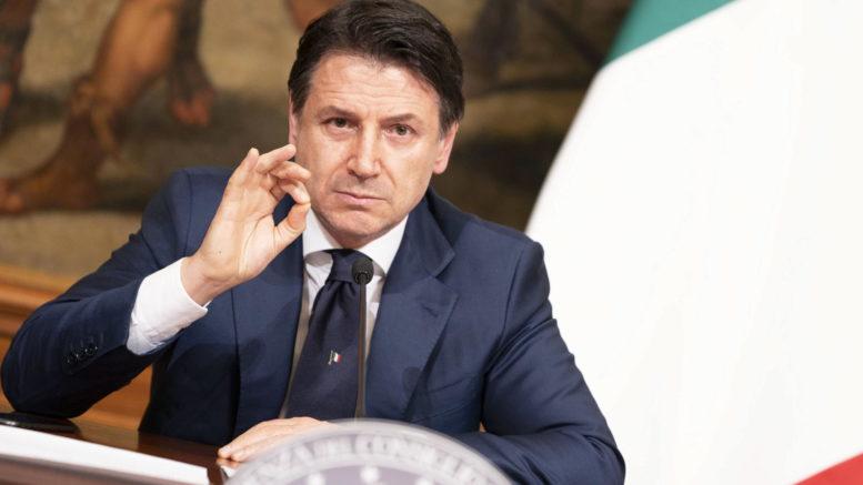 fase 2 emergenza coronavirus italia premier conte al lavoro