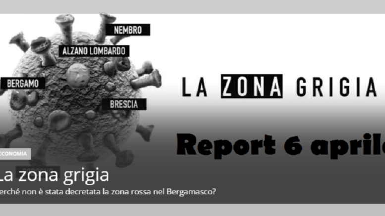 report inchiesta zona grigia bergamasco