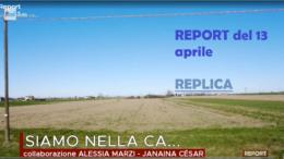 replica report 13 aprile