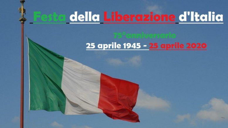 festa liberazione italia 25 aprile