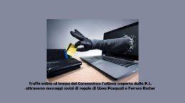 coronavirus altra truffa online scoperta dalla polizia