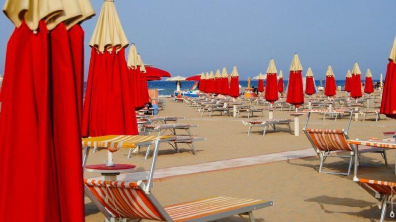 spiagge, vacanze estive,spiaggia libera, fase 2 coronavirus
