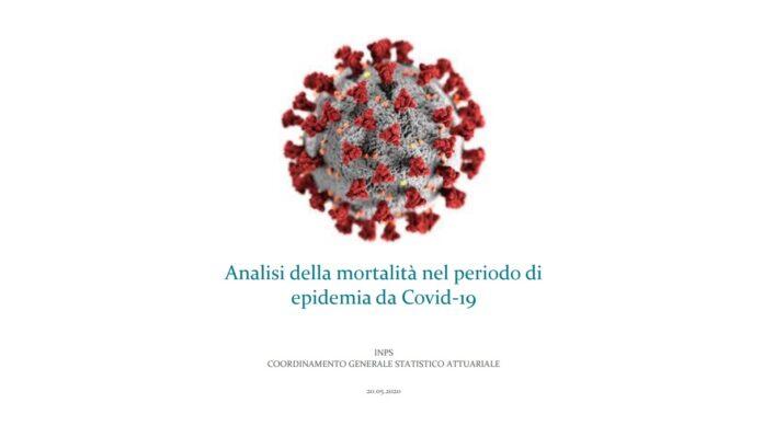 Analisi della mortalità da covid-19 INPS