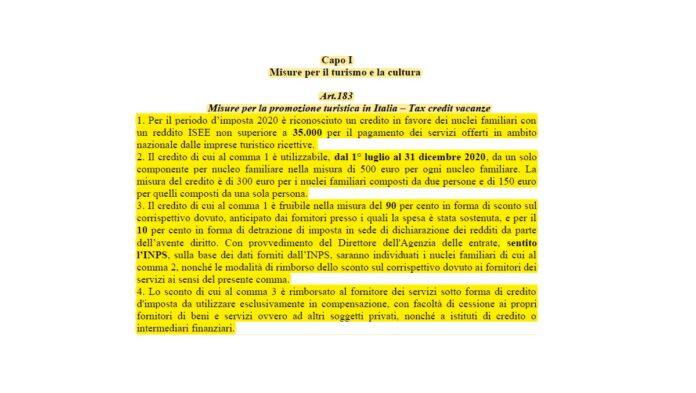 bonus-vacanze-decreto-rilancio