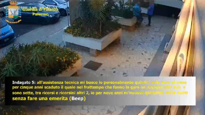 appalti pilotati corruzione nella sanità 10 arresti Video choc della GdF