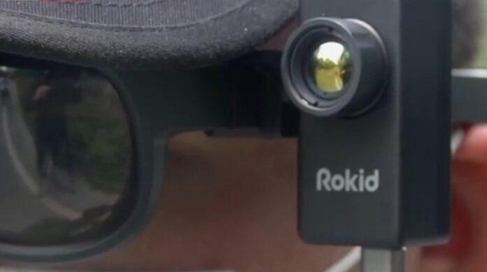 dalla Cina occhiali T1 capaci di riconoscere il virus