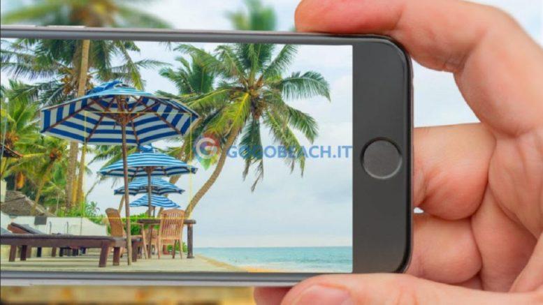 gogobeach app prenotazioni spiagge estate 2020