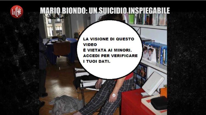 nuovo servizio di Cristiano Pasca sul caso Mario Biondo a 7 anni dalla scomparsa
