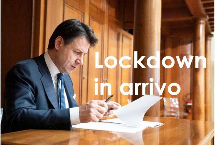 nuovo lockdown in arrivo in Italia