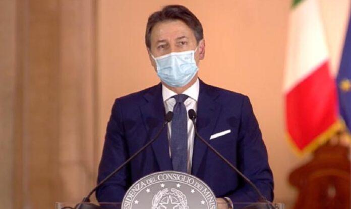 Conte ieri sera ha annunciato le disposizioni del nuovo Dpcm del 18 ottobre 2020