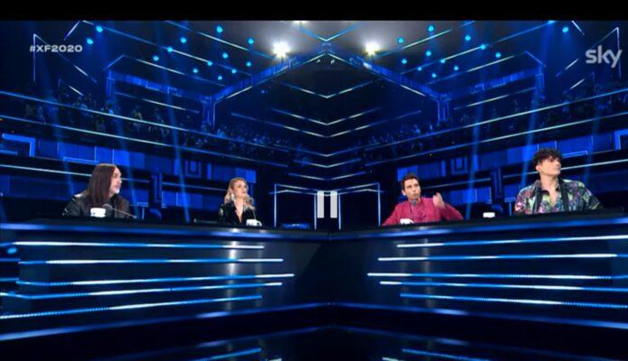 Replay X Factor 2020 primo live, polemiche per il pubblico presente