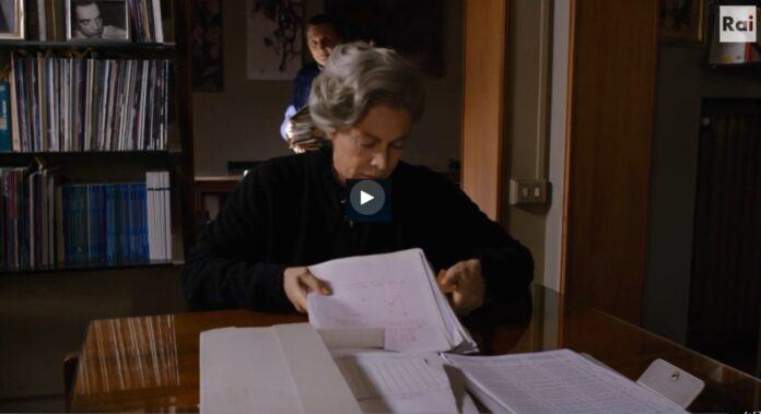 Replica del film in prima visione tv su Rai 1 dedicato a Rita Levi Montalcini