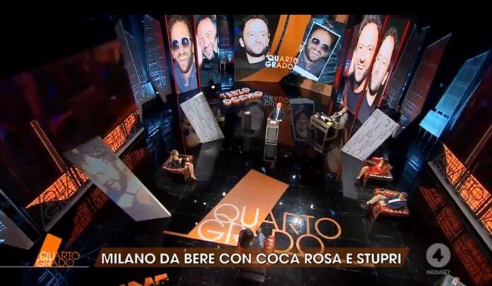 Quarto Grado replica puntata 13 novembre