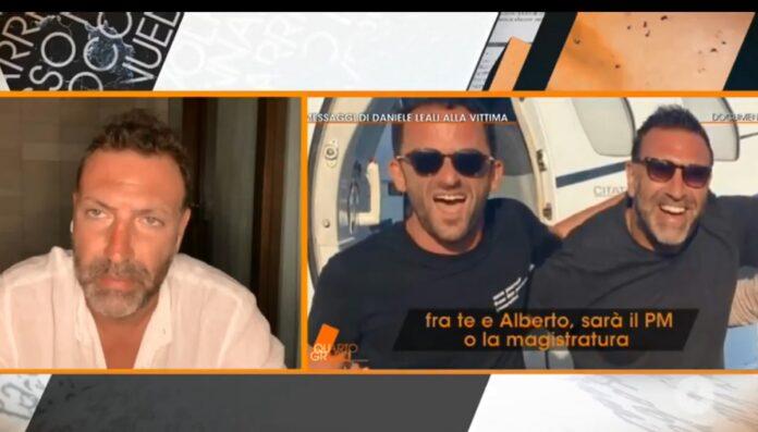 Nella puntata di Quarto Grado gli audio mandati da Alberto Genovese dopo la violenza, rivedi la puntata cliccando sul link