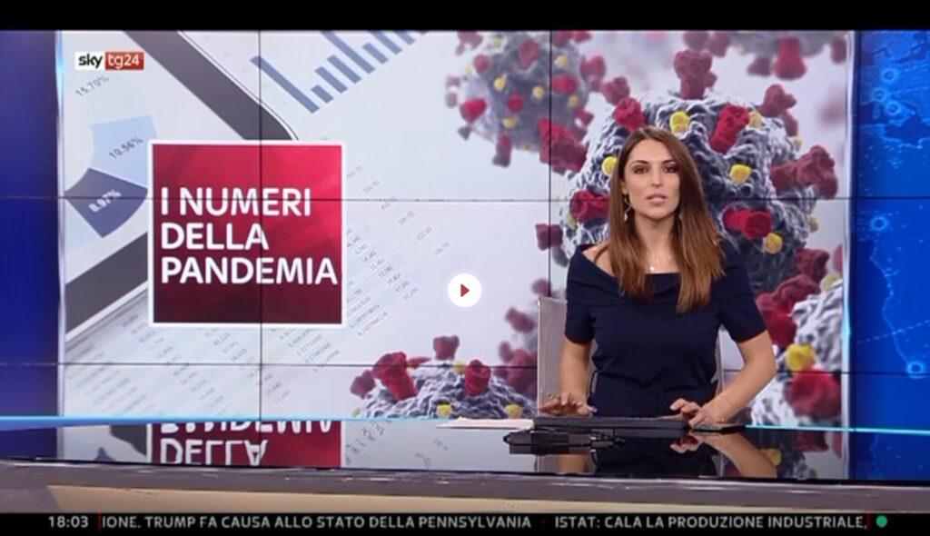 Covid Italia, bollettino di oggi martedì 10 novembre che ha visto crescere il numero dei decessi e dei nuovi casi.